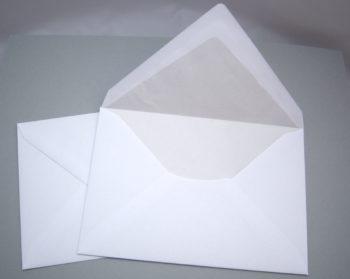 Briefumschlag - nassklebend