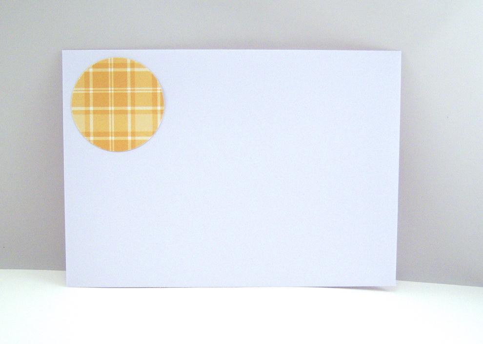 Geburtstagskarte -Vogelscheuche- Bild 3