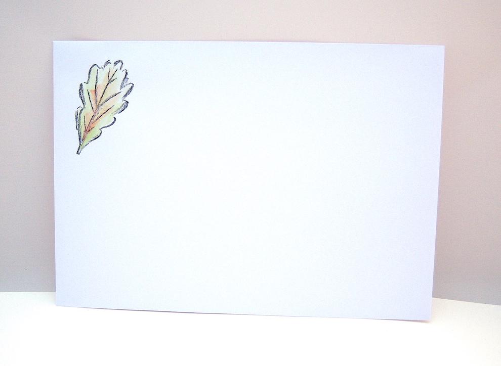 Geburtstagskarte -Pilze Igel- Bild 3
