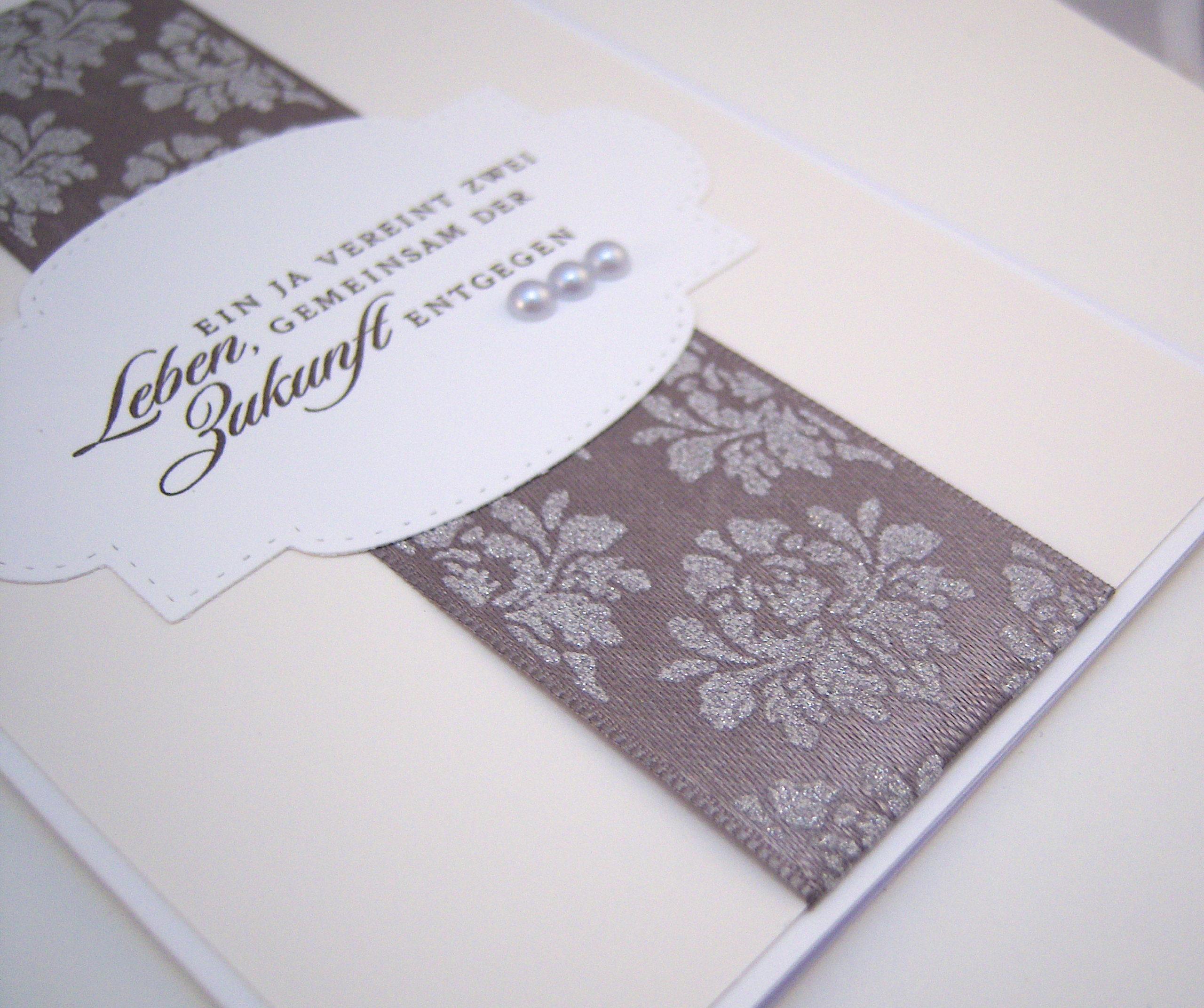 Hochzeitskarte Gemeinsam in die Zukunft Bild 2