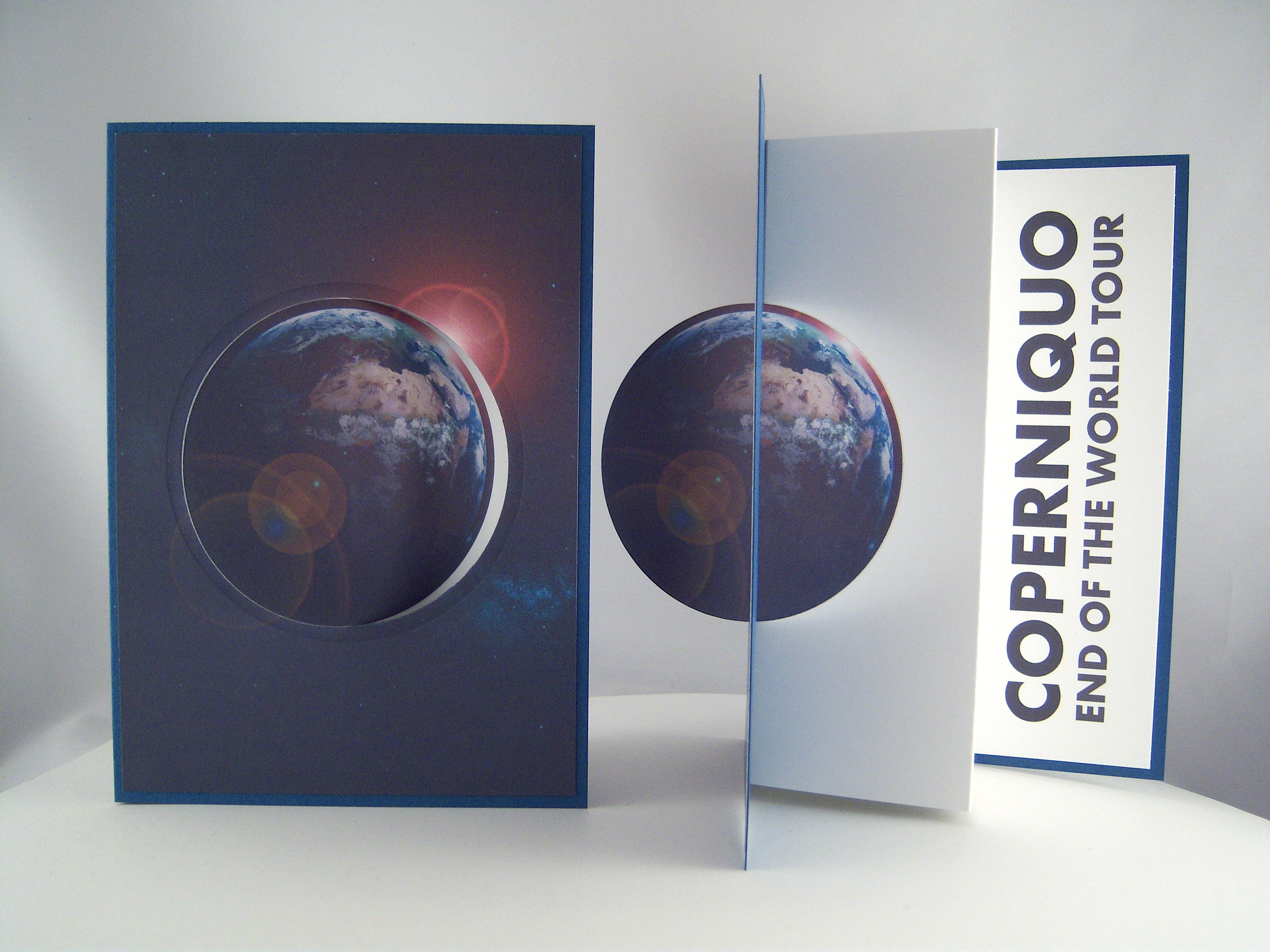 Sonstiges - Pop-up Karte Weltkugel Bild 1