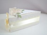 Tortenstück Diamantene Hochzeit Bild 1