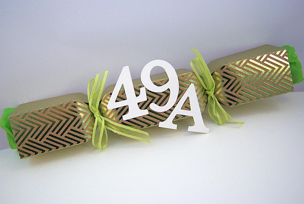 Geburtstag, Verpackungen - Verpackung Bonbon Bild 1