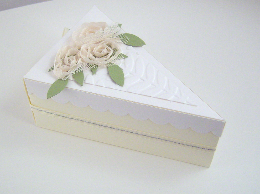 Verpackung Tortenstück Bild 3