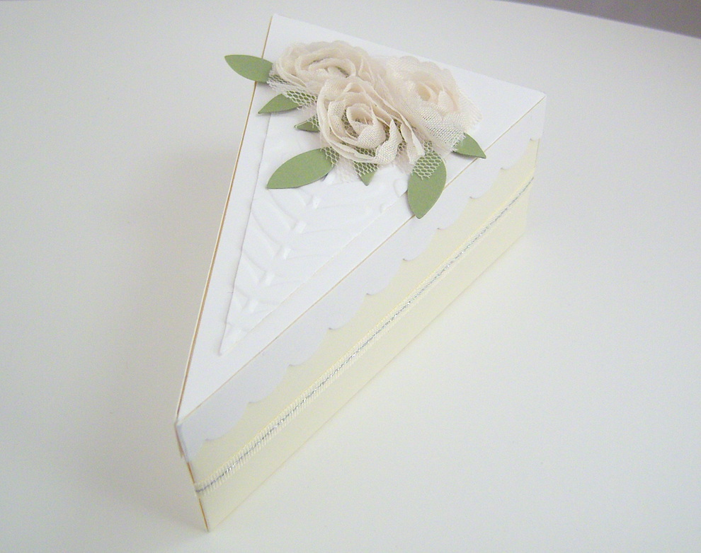 Verpackung Tortenstück Bild 4