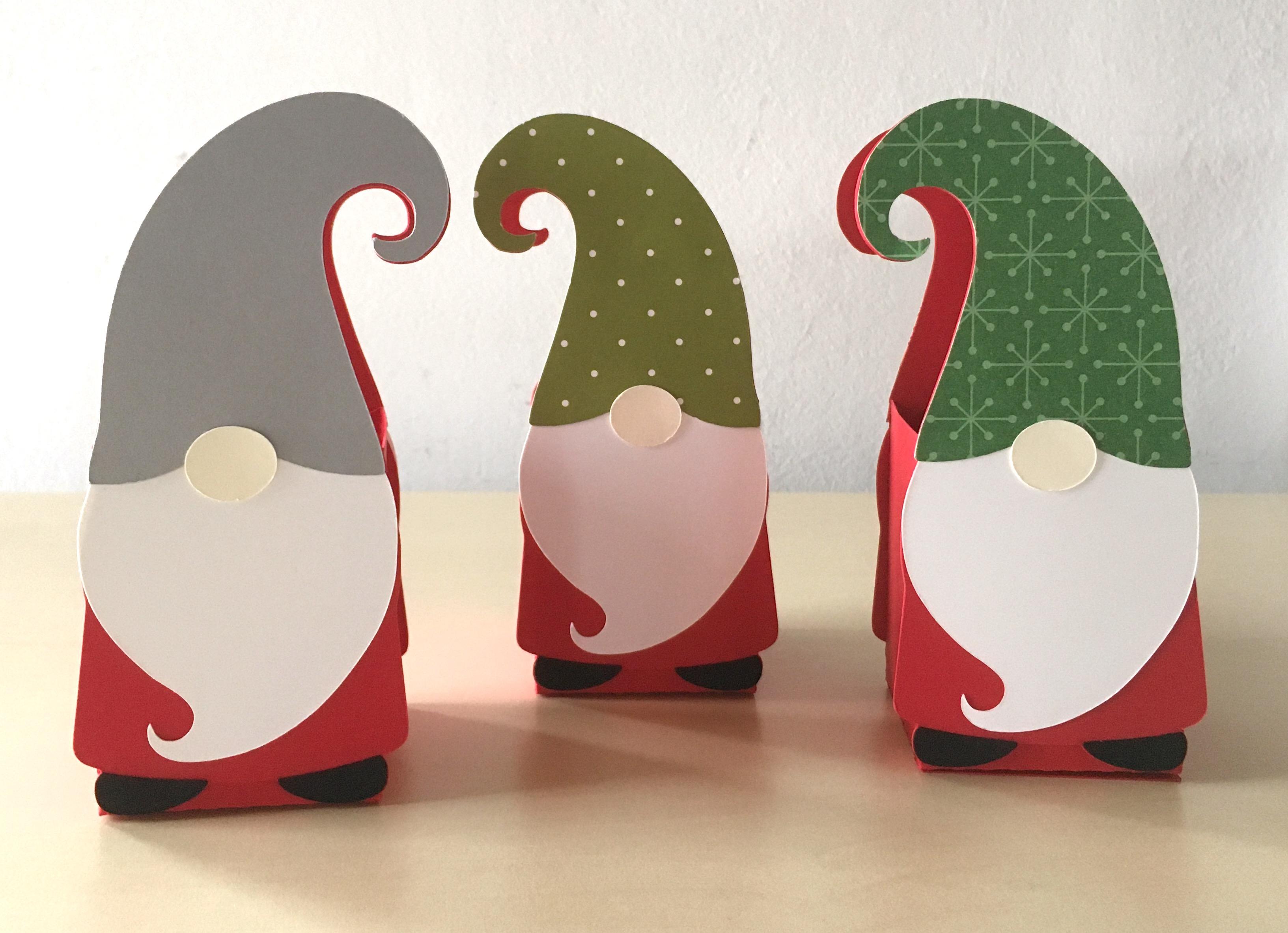 Weihnachten, Verpackungen -