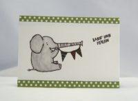 Einladung Elefant 1