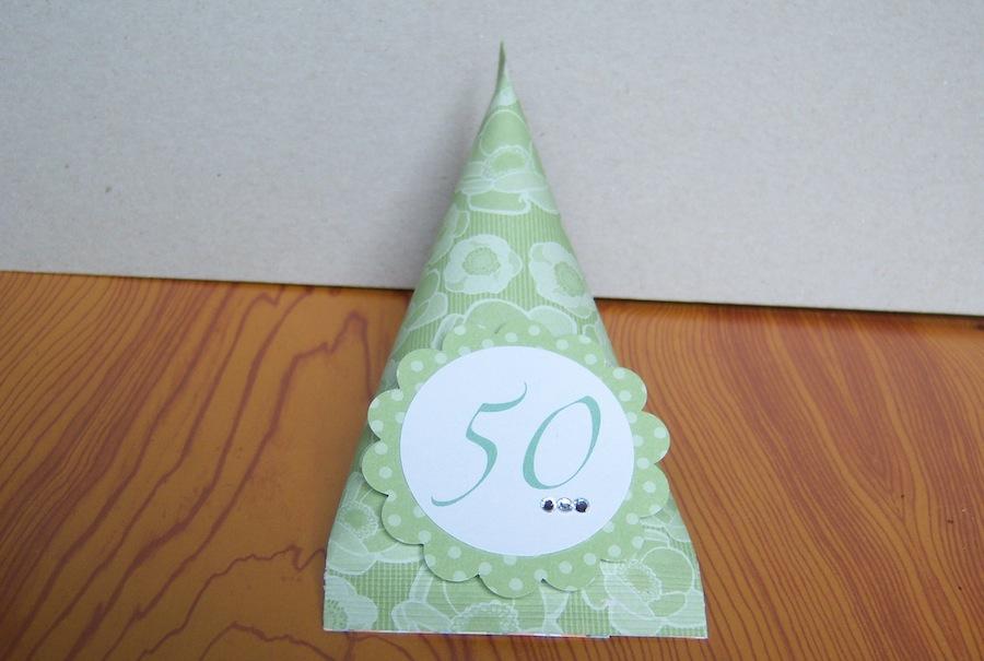 Geburtstagsverpackung Tube 2