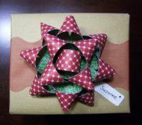 Geschenkverpackung Weihnachten 1