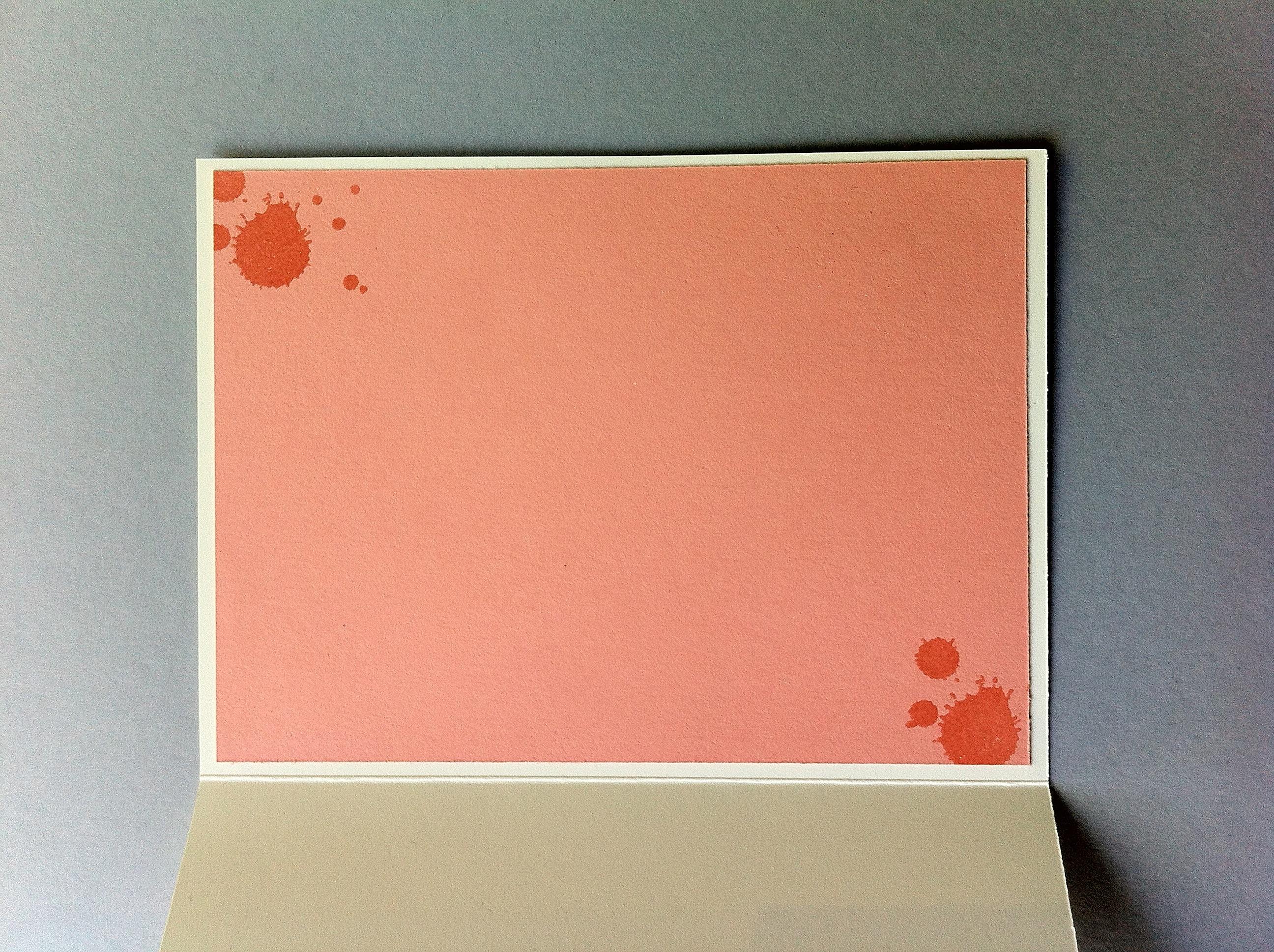 Karte zur Geburt Babyglück rosa 4