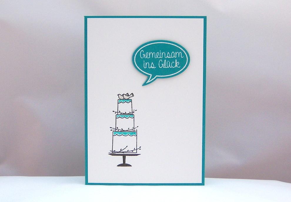 Karte_zur_Hochzeit_Gemeinsam_ins_Glueck_Torte