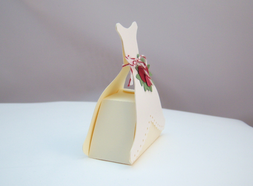 Verpackung Brautkleid_3
