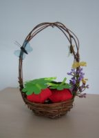 Verpackungen Erdbeere