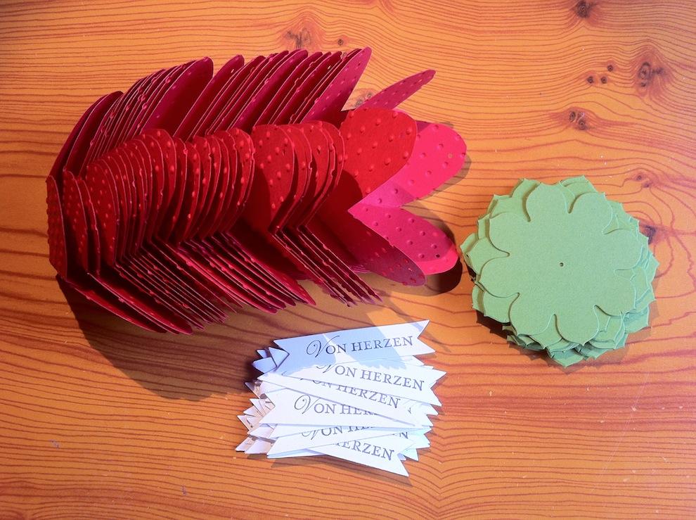 Verpackungen Erdbeere Von Herzen 4