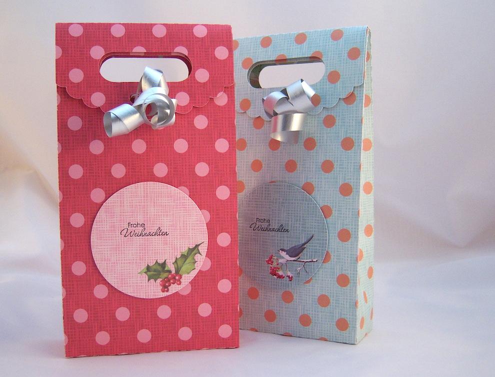 Weihnachten, Verpackungen - Weihnachten Verpackung Tasche