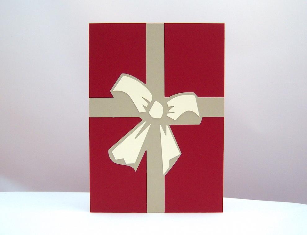 Weihnachtskarte_Schleife_1