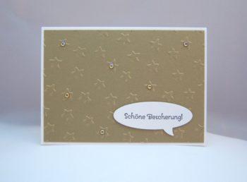 Weihnachtskarte_Schoene_Bescherung