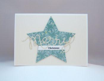 Weihnachtskarte_Stern_Merry_Christmas