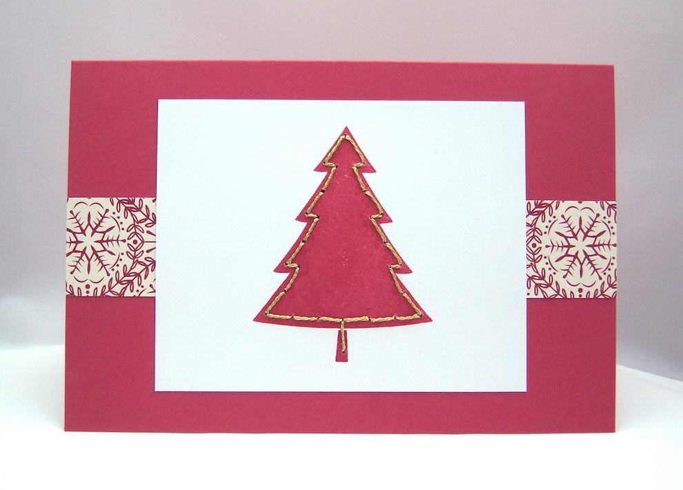 Weihnachtskarte_Tannenbaum_gestickt